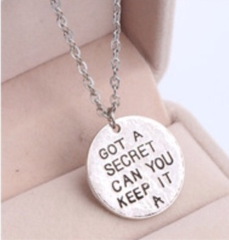 jewels pretty little liars necklace