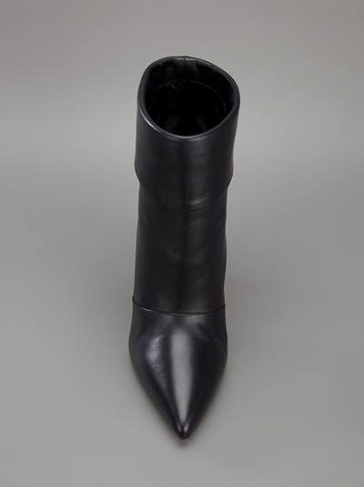 Saint Laurent Pointed Ankle Boot - Vitkac - Farfetch.com