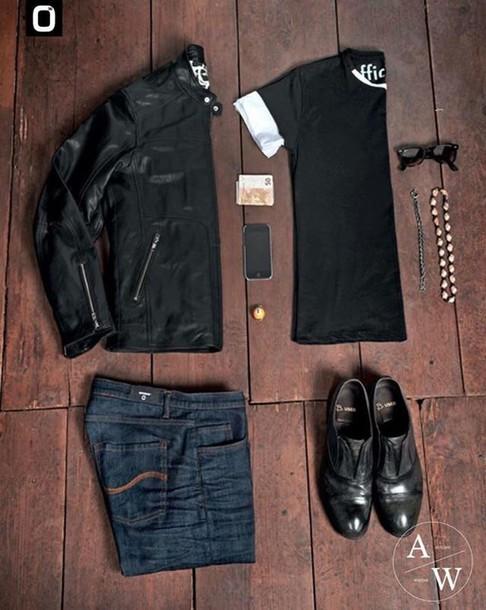 t-shirt jacket tshirt.