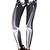 ROMWE | ROMWE Skeleton Print Black Leggings, The Latest Street Fashion