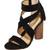 Splendid Jara Heeled Sandals - Black