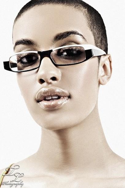 eyeglasses black eyeglasses white eyeglasses azmarie antm
