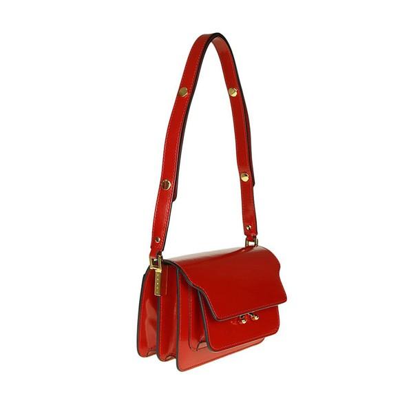 women bag shoulder bag red