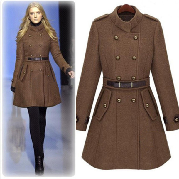 coat, clothes, wool coat, winter jacket, winter coat, warm ...