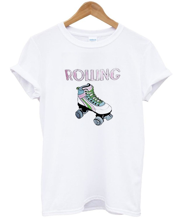 Roller-Girl T-shirt - Basic tees shop