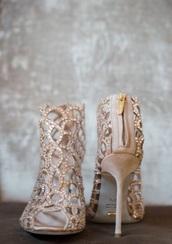 shoes,prom,glitter,champange heels