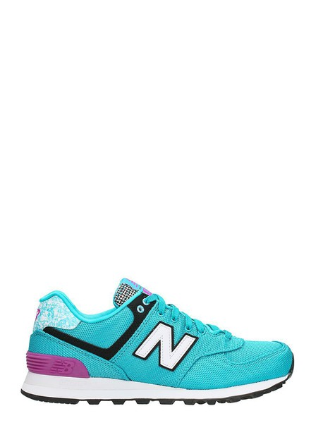 New Balance sneakers pink sneakers pink green shoes