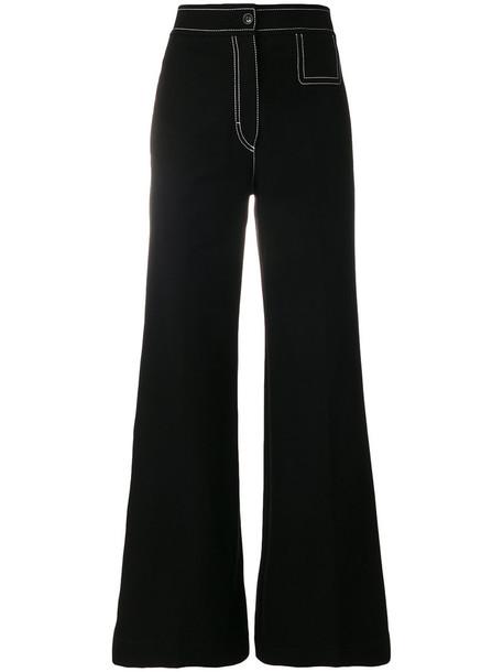 Joseph jeans women spandex cotton black