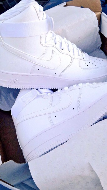 quality design 28420 664c0 shoes air jordan nike white white shoes tumblr shoes tumblr nike air nike  air force 1