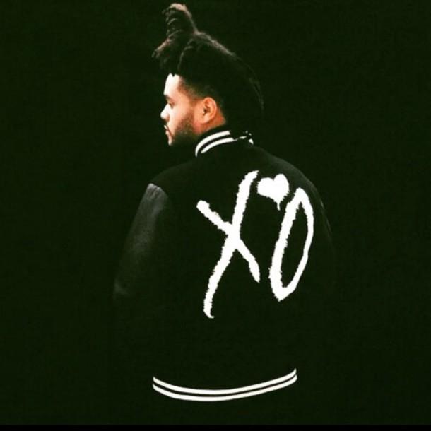 Jacket The Weeknd Xo Letterman Jacket Wheretoget