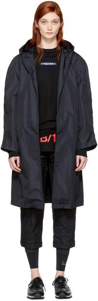 A-cold-wall* coat black