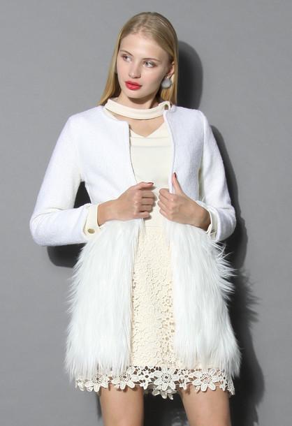 00de71769a47f Coat, $90 at chicwish.com - Wheretoget