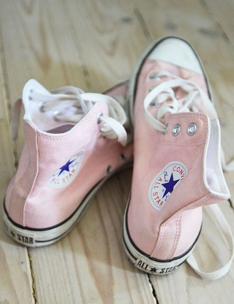 shoes high top converse pink sneakers pink converse