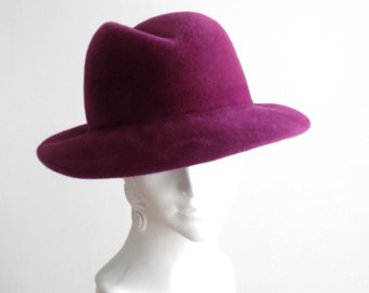 Handmade hats for men and women by KatarinaHats on Etsy