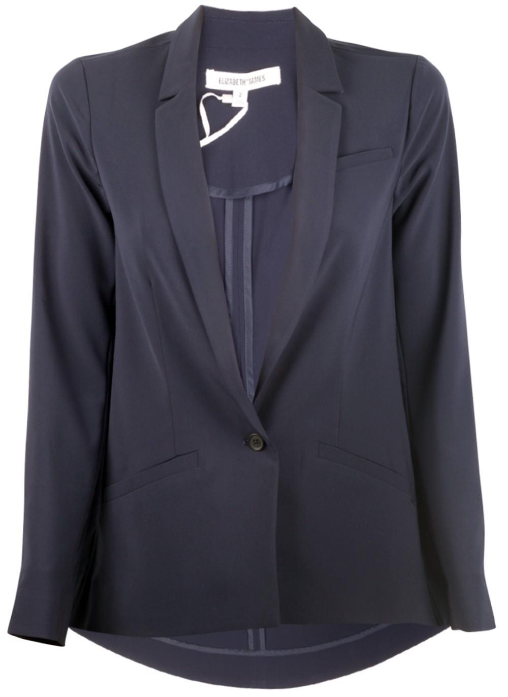 Drapey vern jacket