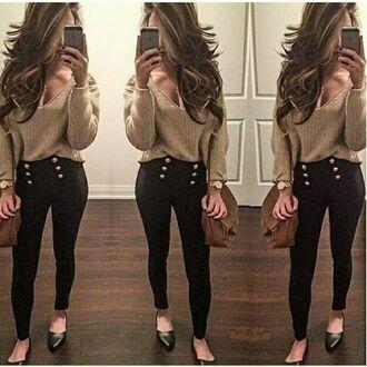 jeans black jeans cardigan