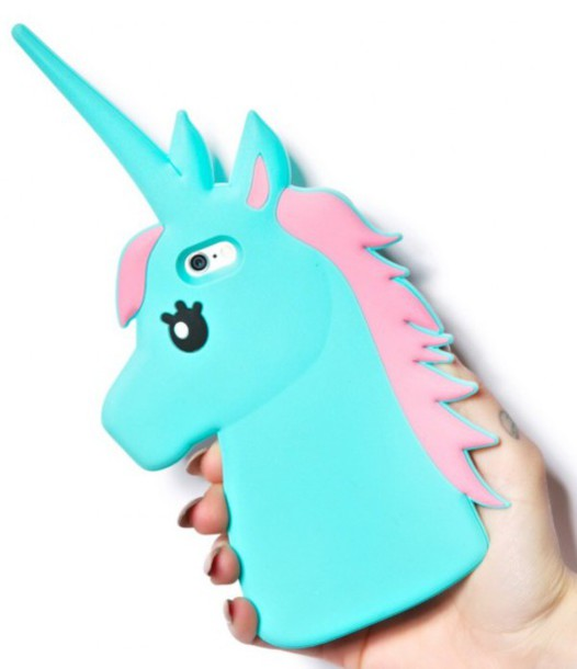 iphone 6 case girls unicorn