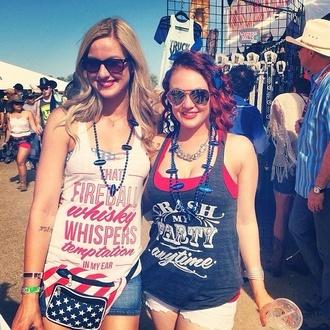 tank top fireball tumbleroot t-shirt shirt top america country style bag