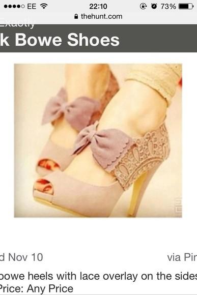 purple high heels prom stilettos