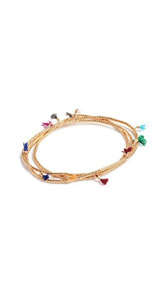 SHASHI gold jewels