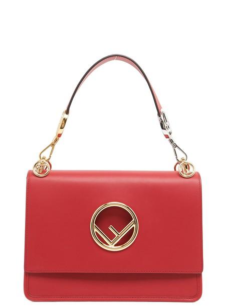 Fendi handbag red bag