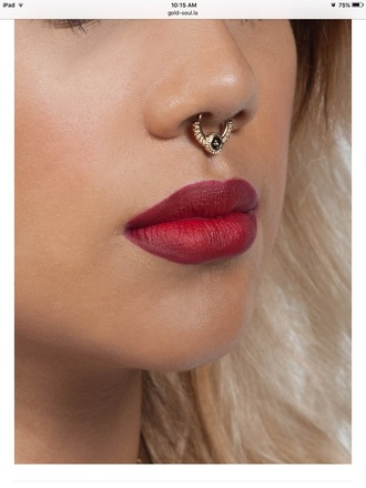 jewels septum piercing fake septums faux septums nose ring jewelry