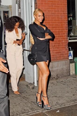 dress beyonce sandals wedges mini dress shoes