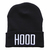 HOOD – Beanie | DIRT TECH RECK