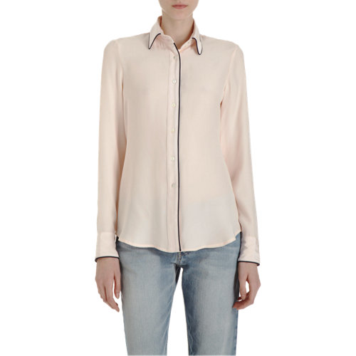 Olatz piped pajama top at barneys.com