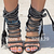 2014 Newest Gladiator Cut outs High Heel Summer Sandal Designer Lace up Rome Style Sexy Open Toe Sandal Boots White Beige Black -in Boots from Shoes on Aliexpress.com