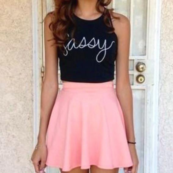 Pastel element skirt – sirenlondon