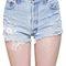Shorts : distressed vtg levi shorts