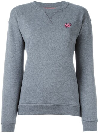sweatshirt grey sweater