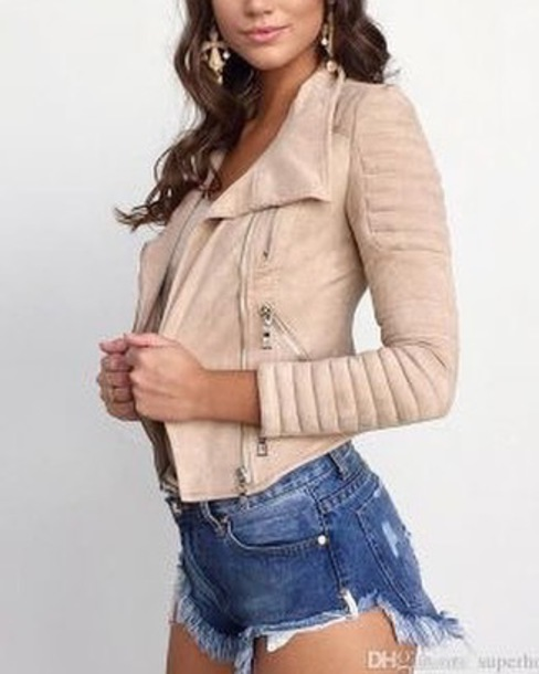 jacket stylish jacket faux leather jacket faux leather jackets trendy jacket winter jacket autumn jacket fall jacket fashionista outfit idea outift goals zefinka 36683 sport zipper jacket black cropped jacket fashion blogger tumblr outfit date  outfit fall outfits