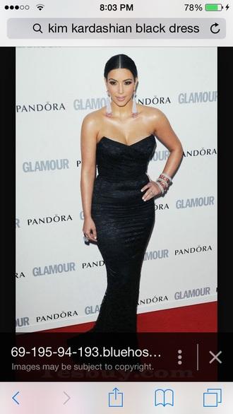 dress kim kardashian dress black dress keeping up with the kardashians
