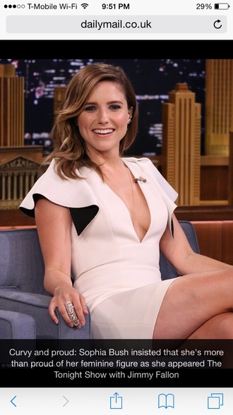 dress sophia bush