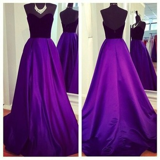 dress purple dress little black dress prom /evening /graduation dress prom dress formal dresses evening formal party dresses
