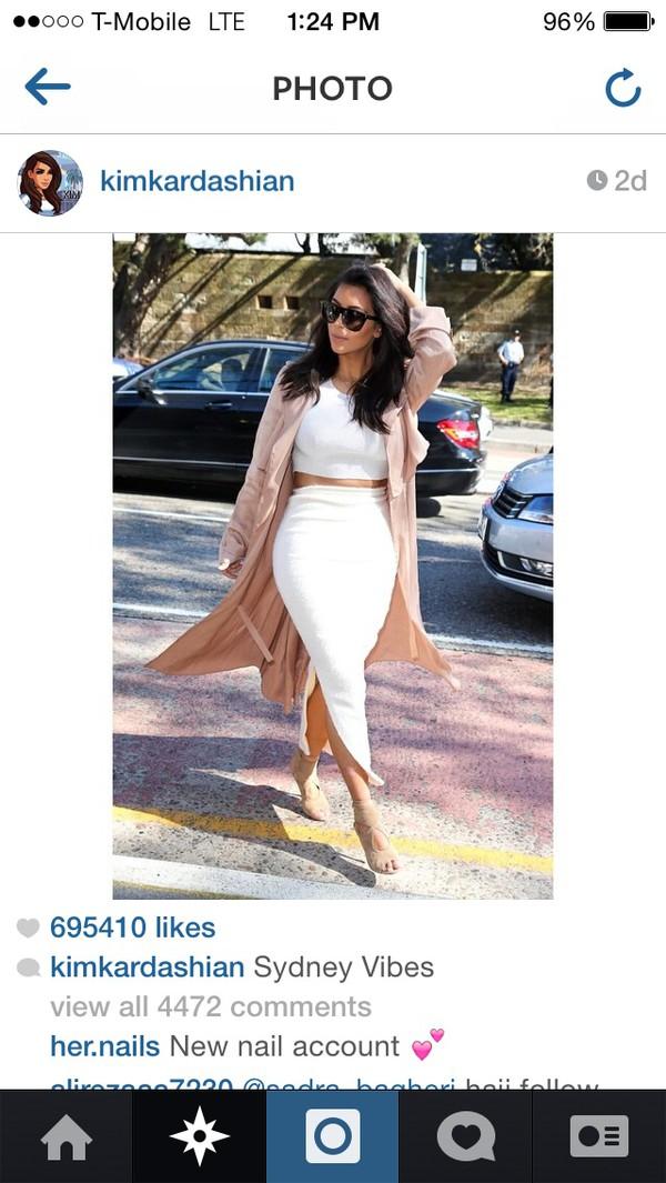 cardigan kim kardashians sydney nude cardigan long length cardigan blouse