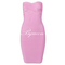 Red sexy dress - bqueen pink strapless bandage dress | ustrendy