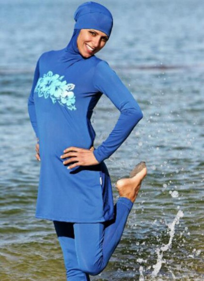 beauty swimwear burkini islam