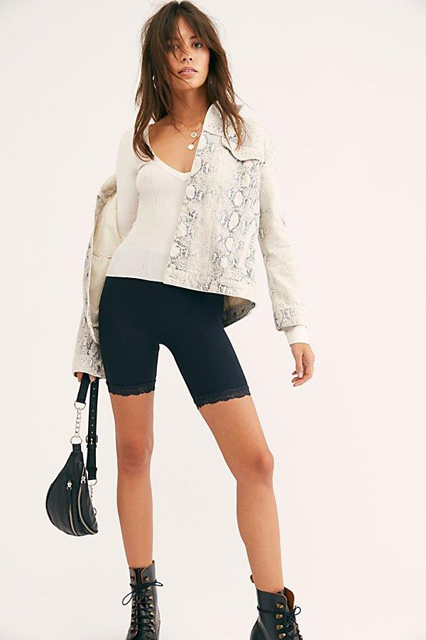 Looking Back Swit Layering Top by Intimately at Free People