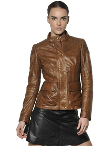 LEATHER JACKETS - BELSTAFF -  LUISAVIAROMA.COM - WOMEN'S CLOTHING - SALE
