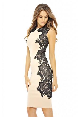 dress ustrendy ustrendy dress midi dress bodycon dress lace up side