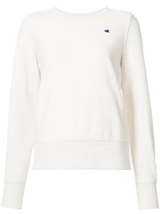 sweatshirt women nude cotton sweater
