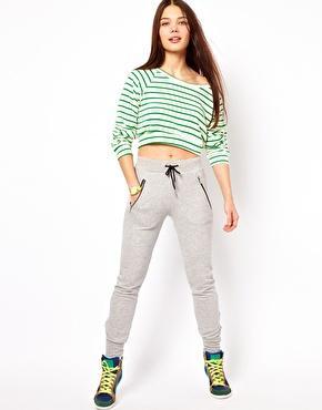 Adidas | Adidas Track Pants With Zips at ASOS