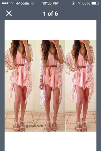 cardigan floral floral cardigan kimono cute style summer outfits summer dress