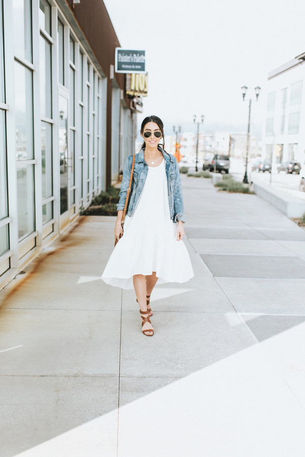 2eb838dfaf0 brittanymaddux blogger dress jacket shoes bag sunglasses.