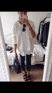 cream,knitwear,jeans,outfit,big fitted,crochet,jewels,phone cover,iphone,white sweater,cream sweater,sweater,jumper,white,High waisted shorts,bag,swimwear,oversized sweater,ribbed knitwear,ribbed,knit,white knitwear,girly,oversized,indie,hipster,dope,edgy,casual,chic,classy,minimalist,cardigan,knitted sweater,white pullover,pullover,fat,big,cozy,cozy sweater,winter sweater,ribbed sweater,fashion,shoes,leggings,sunglasses,knitted cardigan,white cardigan,top,shirt