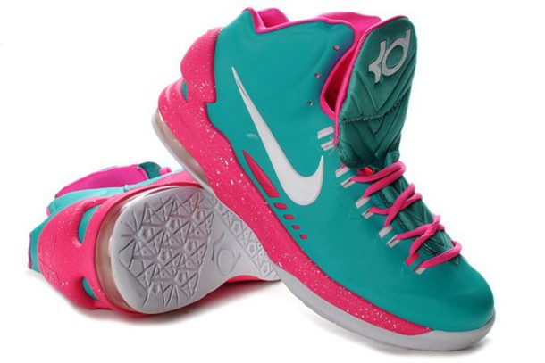 shoes pink blue kds kd shoes wheretoget