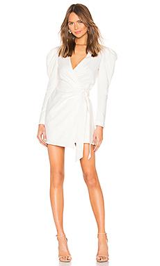 LPA Imelda Dress in Cream from Revolve.com